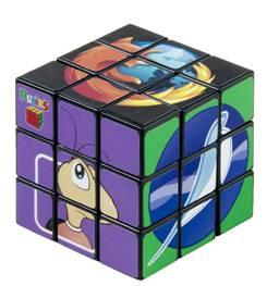 Mozilla Community Rubik's Cube
